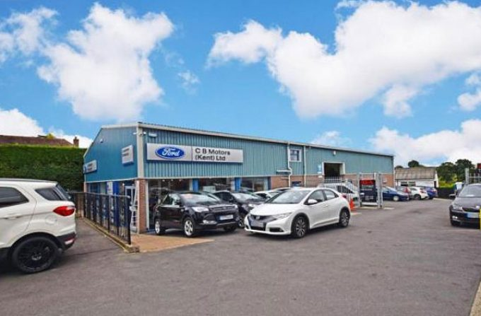 C.B Motors (Kent) Ltd