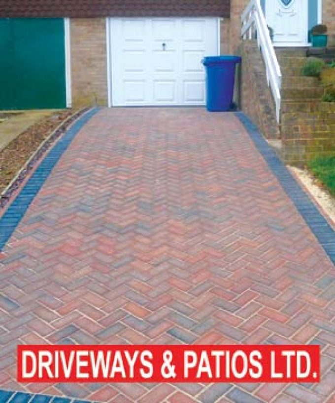 Driveways & Patios Ltd
