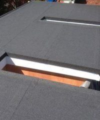 Flat Roofing Specialist Clarke R&D