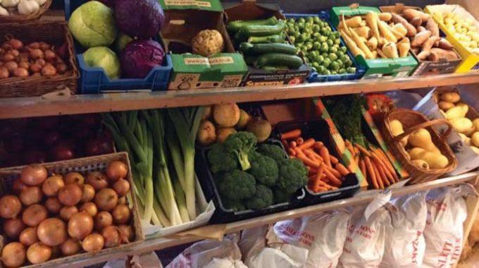 Kent Farm Gate Food Lower Hardres Farm Shop
