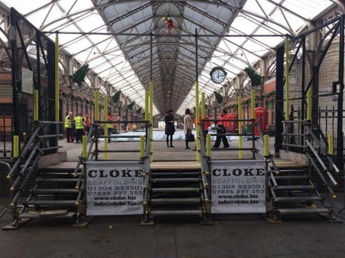 Cloke Scaffolding Ltd